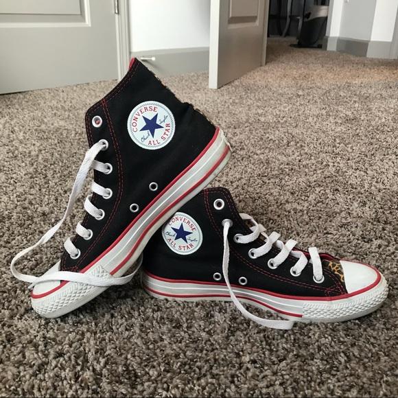 Converse Custom Hi Tops 9726a70d312e